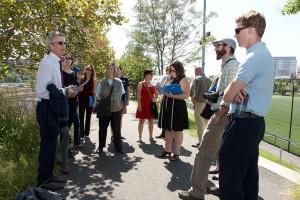 Paul Sehnert, Director of Development Management, describes the process of developing Penn Park