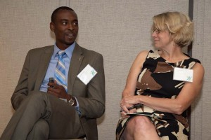 Gerald Bright and Peg Staeheli discuss the challenges surrounding maintenance