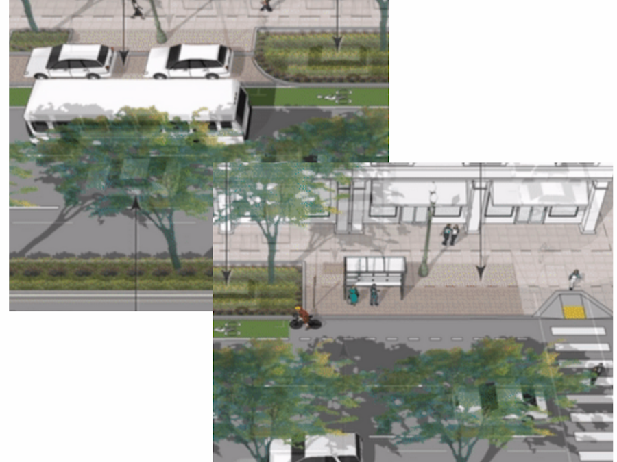 San Mateo County Adopts Sustainable Streets Master Plan to Integrate Green Stormwater Infrastructure with Planned Transportation Improvements