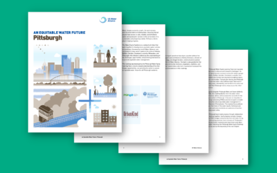 Pittsburgh Water and Sewer Authority Partners with US Water Alliance and Pittsburgh Equity Learning Team, Releases Equity Roadmap