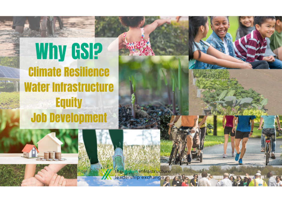 THE CASE FOR GSI: How Exchange Priorities Align with New Infrastructure Plan