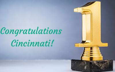 GSI Trailblazers Campaign 1st Place Winner – Cincinnati!!