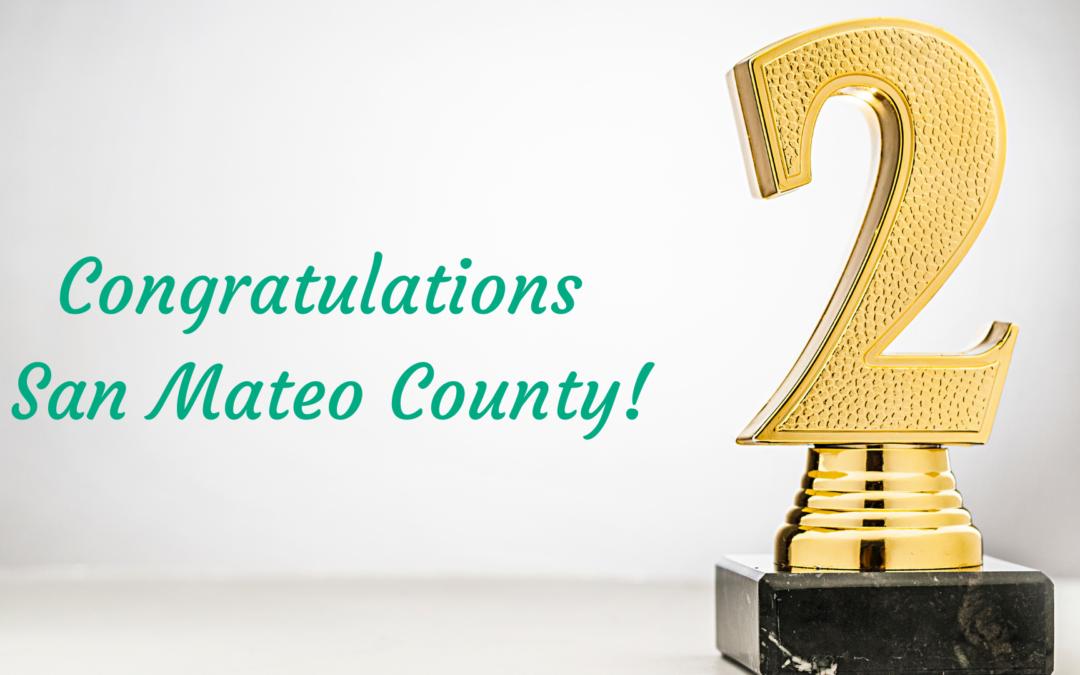 GSI Trailblazers Campaign 2nd Place Winner – San Mateo County!!