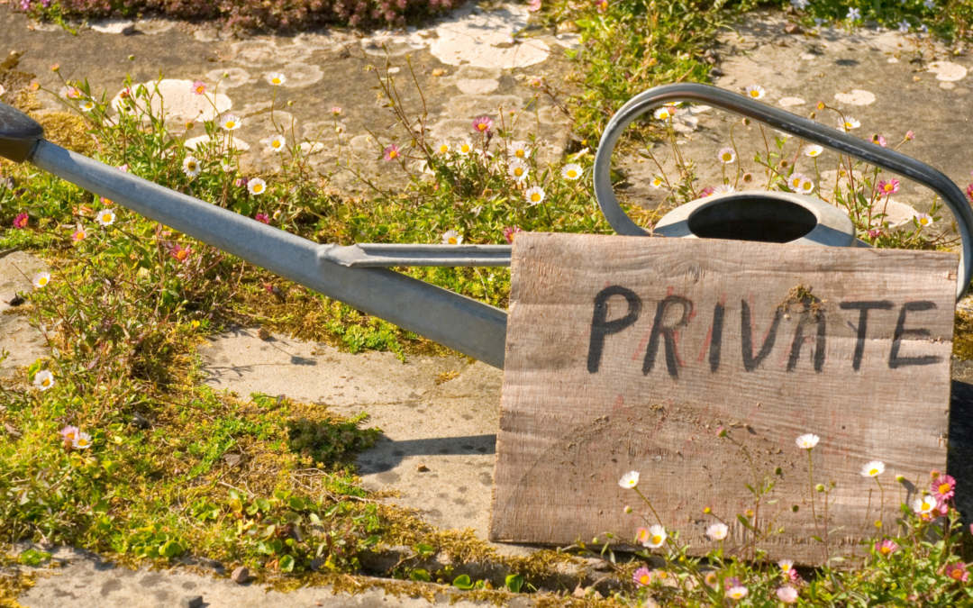 Private Property Project Team Calls on Colleagues to Share Examples for Scoping