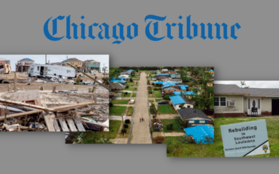 Chicago Tribute Article Highlights Significant Disparities in FEMA Disaster Relief Response Between White and Black Communities