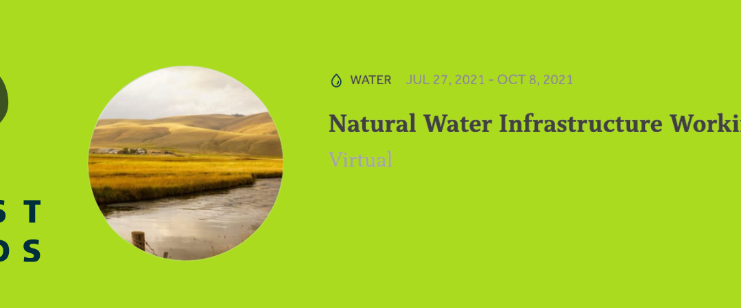 2nd Session by Forest Trends on September 7th Seeks to Scale Nature-Based Solutions for Municipal Water Challenges
