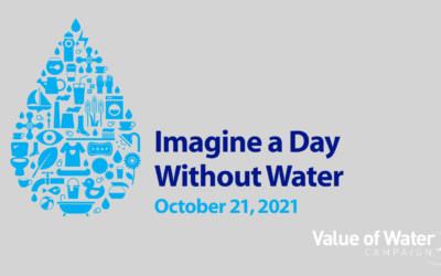 """Plan to Participate in US Water Alliance """"Imagine a Day Without Water"""" Campaign On Oct 21st? Tell Us About It!"""
