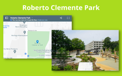 Grand Rapids Reopens Local Park With Green Stormwater Infrastructure Upgrades